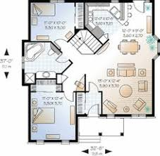 One Room Cottage Floor Plans One Bedroom House Plans One Bedroom Floorplans Find House