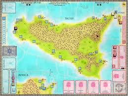 Punic Wars Map Punic Island A Hidden Gem Campaign Commander Volume Iii Punic