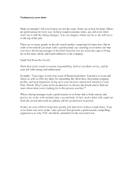 Format Of A Cover Letter For A Resume by Do You Bring A Cover Letter To An Interview Cover Letter Tips