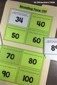 rounding 101 number lines games and more mr elementary math