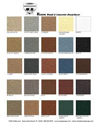Exterior Wood Stain Colors Elearan Com by Deck Stain Color Chart Radnor Decoration