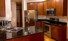 Refinish Kitchen Cabinet Doors 7 Steps To Refinishing Your Kitchen Cabinets Overstock