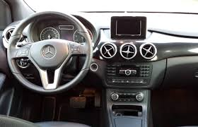 car review 2014 mercedes benz b250 driving