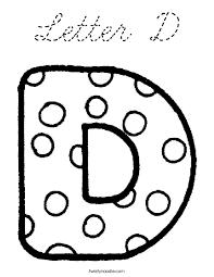 letter cursive coloring learn language