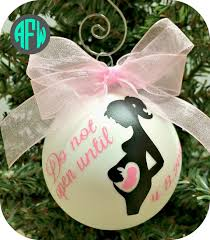 expecting ornament pregnancy gift pregnancy ornament