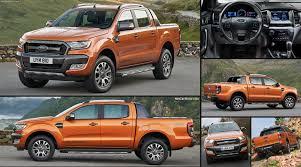 Ford Ranger Options Ford Ranger 2016 Pictures Information U0026 Specs