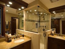 Bathroom Shower Ideas Miscellaneous Master Bath Showers Ideas Interior Decoration