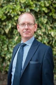 Hospital Executive Director Ian Playford Queen Victoria Hospital