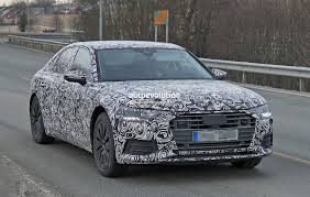first audi ever made 2018 audi a6 finally starts road testing looks big headed