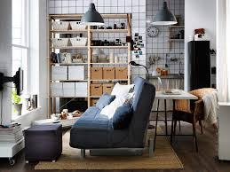 Ikea Living Rooms by One Room Living Create Different Zones To Maximise The Space In