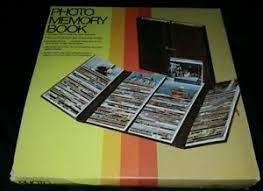 holson photo album vintage holson photo album 200 pocket 3 5x5 ebay