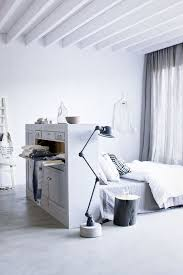Grey Room Divider Best 25 Bedroom Divider Ideas On Pinterest Studio Apartment Bed
