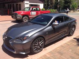price of lexus f sport 2015 rc350 f sport spotted in aspen colorado journal lexus of