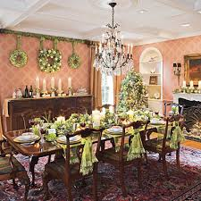 Christmas Decorations On Dining Table by Dining Table Christmas Decorating Ideas Table Saw Hq