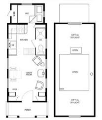 sle house floor plans tiny house with room for 4 family of 6 15 x15 with