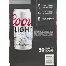 coors light xp codes coors light beer cans 30 ct12 0 fl oz walmart com
