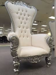Throne Chair Isaiahfurniture 6 Ft Throne Chair Baroque Wedding
