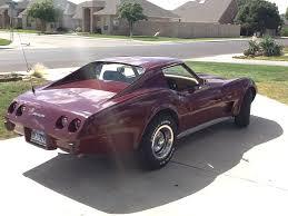77 corvette l82 1977 chevrolet corvette l82 t top coupe chevrolet