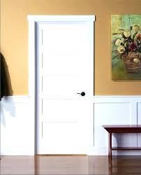 interior doors for homes slab interior door shaker 1 panel wood slab interior door interior