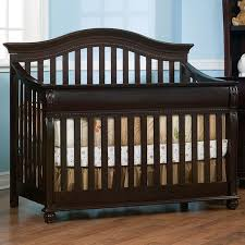 Cherry Baby Cribs by Simmons Vancouver Crib N More Full Size Bed Rail Conversion Kit