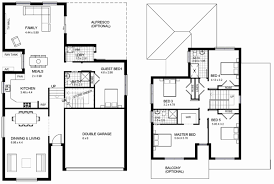 2 story modern house floor plans two story house layout design luxury 2 story modern house designs
