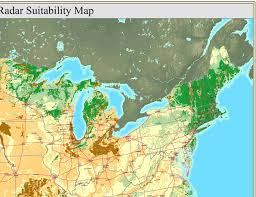 United States Radar Map by Where Does Gpr Work What Soils Are Good See Gpr Map Of The U S