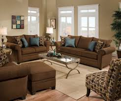 Chocolate Living Room Furniture by Inspirational Simmons Verona Chocolate Chenille Sofa 40 For Living