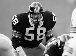 Steel Curtain Football Jack Lambert Pittsburgh Steelers Not Only The Best Linebacker