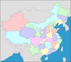 map of china interactive map of provinces