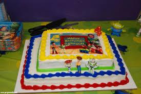 story birthday cake story birthday cakes at walmart