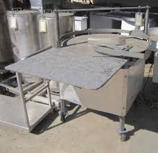 accumulation table for sale 36 dia accumulation table 138676 for sale used