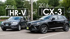 mazda 2016 models and prices mazda cx 3 vs honda hr v 2016 model comparison driving review