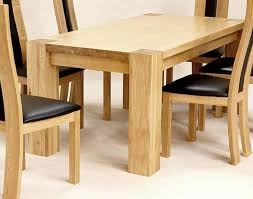 Light Oak Dining Table And Chairs Chair Gorgeous Oak Dining Room Chairs Solid Hardwood