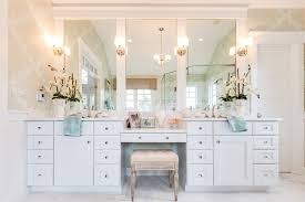 Makeup Vanity Bathroom Bathroom Makeup Vanity Bathroom Beach Style With White Jonathan
