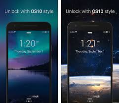 lock screen apk notification lockscreen os 10 apk version 7 0