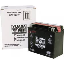yuasa battery ytx20l bs sealed jet skis international