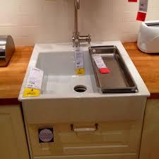 ikea farmhouse sink single bowl 37 best domsjo sink images on pinterest kitchen remodeling