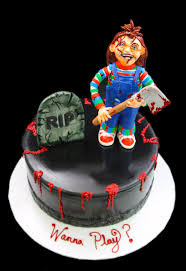 theme cakes 3d chucky theme cake butterfly bake shop in new york