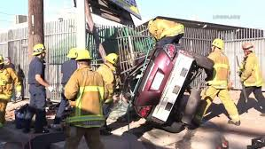 1 dead 2 injured in multi vehicle crash in north hollywood nbc