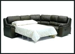 Leather Sectional Sleeper Sofa With Chaise Sleeper Sofa Sectional U2013 Knowbox Co