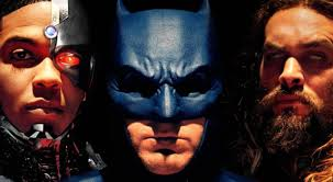 justice league new justice league movie poster revealed