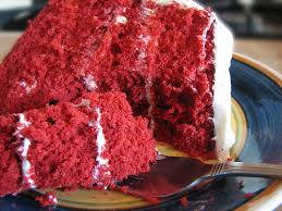 la mia cucina the cake that had me seeing red