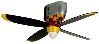 airplane ceiling fan nice airplane propeller ceiling fan along with light photo