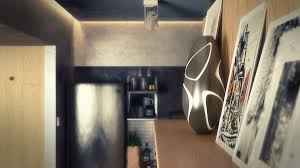 Contemporary Classic Theme 5 Small Studio Apartments With Beautiful Design