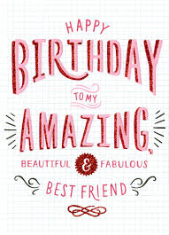 birthday card for best friends amazing best friend birthday card cards kates