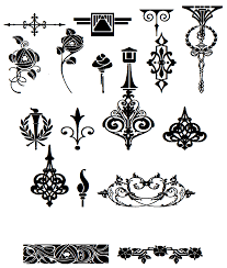 golden era ornaments