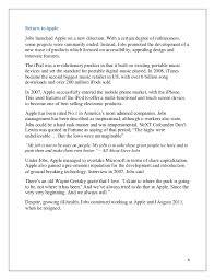 Steve Jobs Resume Steve Jobs