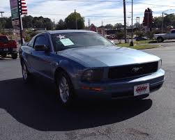 2007 ford mustang deluxe 2007 used ford mustang 2dr coupe deluxe at city auto sales of