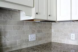 Brown Subway Travertine Backsplash Brown Cabinet by Kitchen Fabulous Architecture Designs Soapstone Countertops Cost