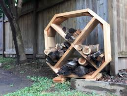 ideas wood holder for inside fireplace outdoor firewood holder